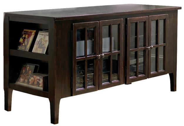 Paula Deen Home Entertainment Console in Tobacco