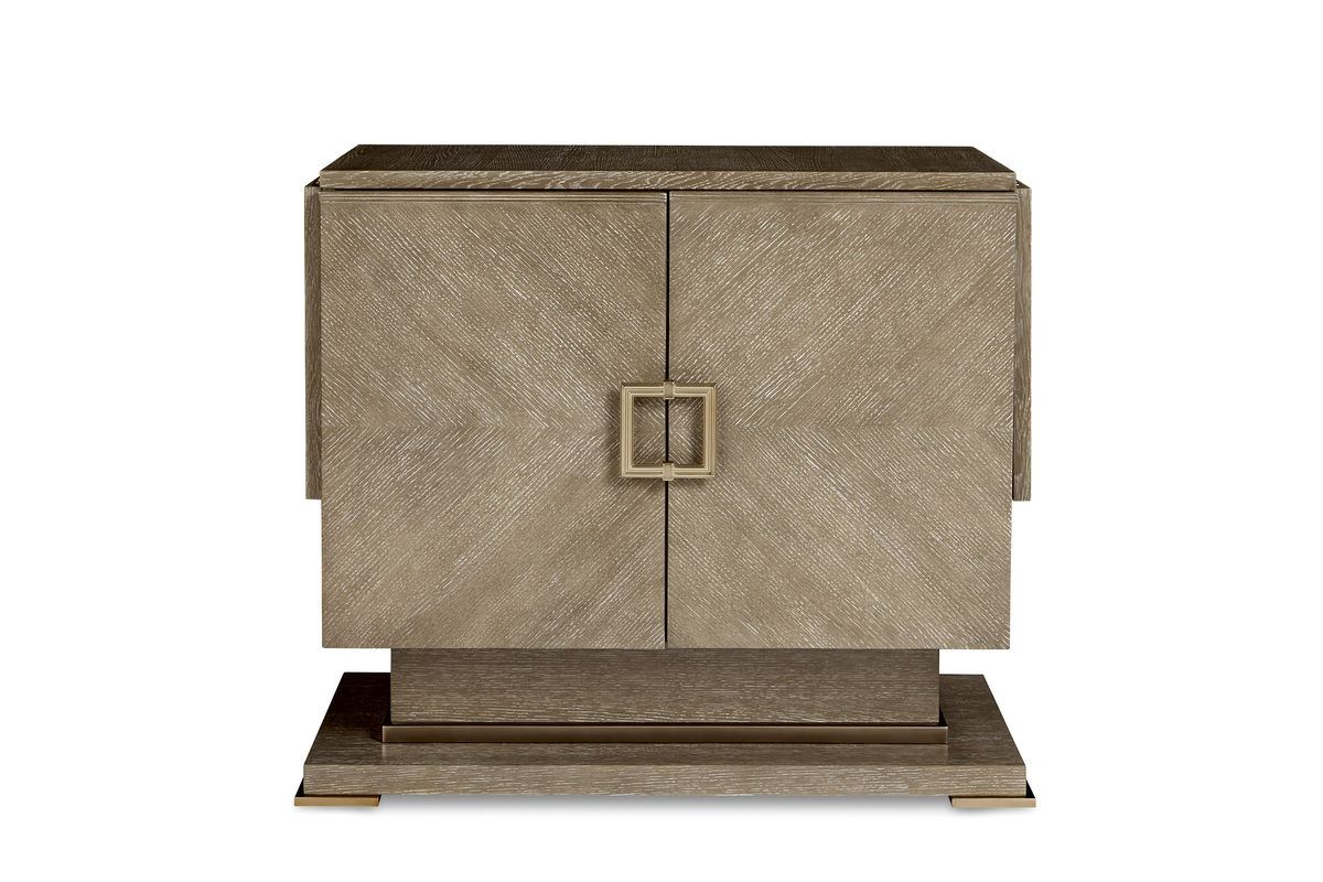 A.R.T. Cityscapes Adler Bar Server in Stone 232254-2323