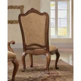 Universal Furniture Villa Cortina Upholstered Back Side Chair (Set of 2) CODE:UNIV20 for 20% Off