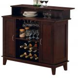 Coaster Mix & Match Contemporary Bar Unit