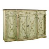 Hooker Furniture Sanctuary 4 Door 3 Drawer Credenza Dune/Drift 3002-85006 SALE Ends Oct 22
