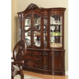 Acme Rovledo Buffet and Hutch in Cherry 60804