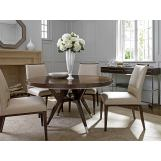 "Lexington Furniture MacArthur Park 5-PC Villa Grove 54"" Round Dining Room Set"