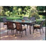 South Sea Outdoor Martinique 7-Piece Dining Set