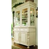Paula Deen Home Hutch & Buffet in Linen