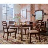 American Drew Tribecca 5-Pc Round Table Dining Set