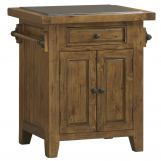 Hillsdale Tuscan Retreat™ Granite Top Small Kitchen Island in Antique Pine 5225-855W