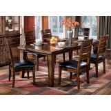 Larchmont 7-Piece Rectangular Extension Table Set