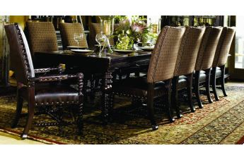 Tommy Bahama Kingstown 11 Pc Pembroke Dining Table Set SALE Ends Dec 23