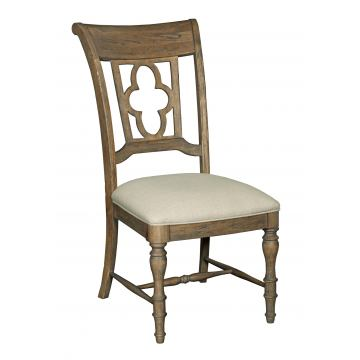 Kincaid Weatherford Side Chair in Heather Finish 76-061 (Set of 2)