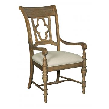 Kincaid Weatherford Arm Chair in Heather Finish 76-062 (Set of 2)