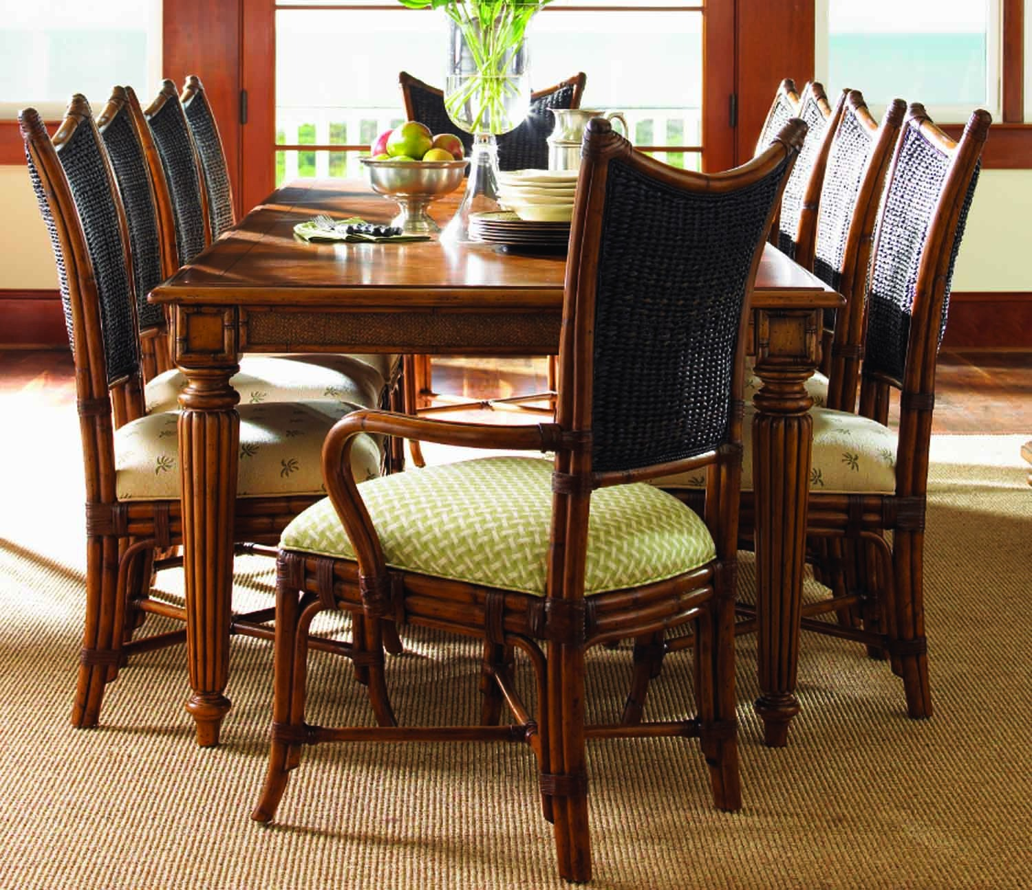 Tommy Bahama Island Estate Grenadine Dining Table Sale Ends Jul 24