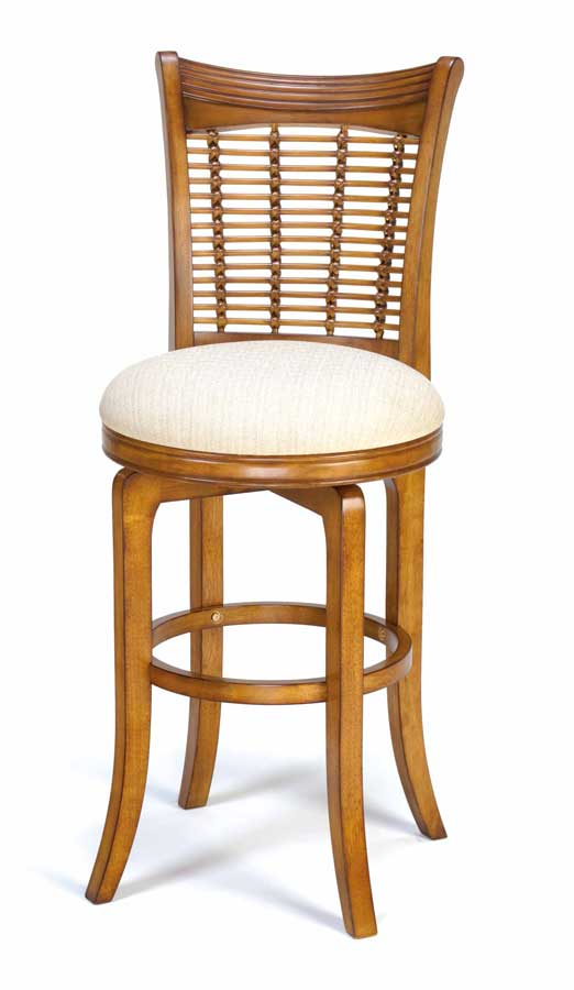 Hillsdale Bayberry Swivel Bar Stool In Oak Set Of 2 4766 830 By Dining Rooms Outlet