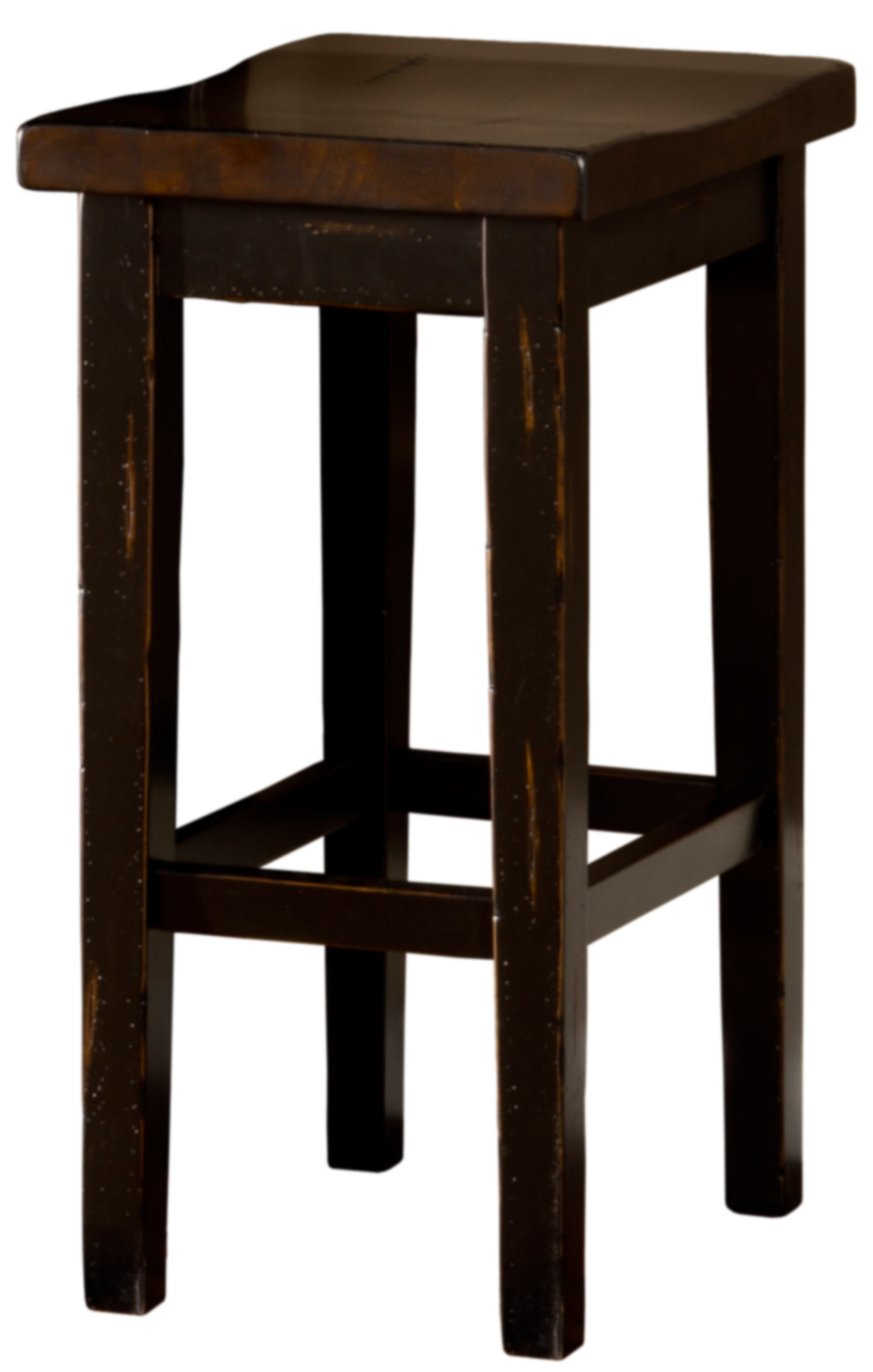 Hillsdale Killarney Backless Counter Stool In Black