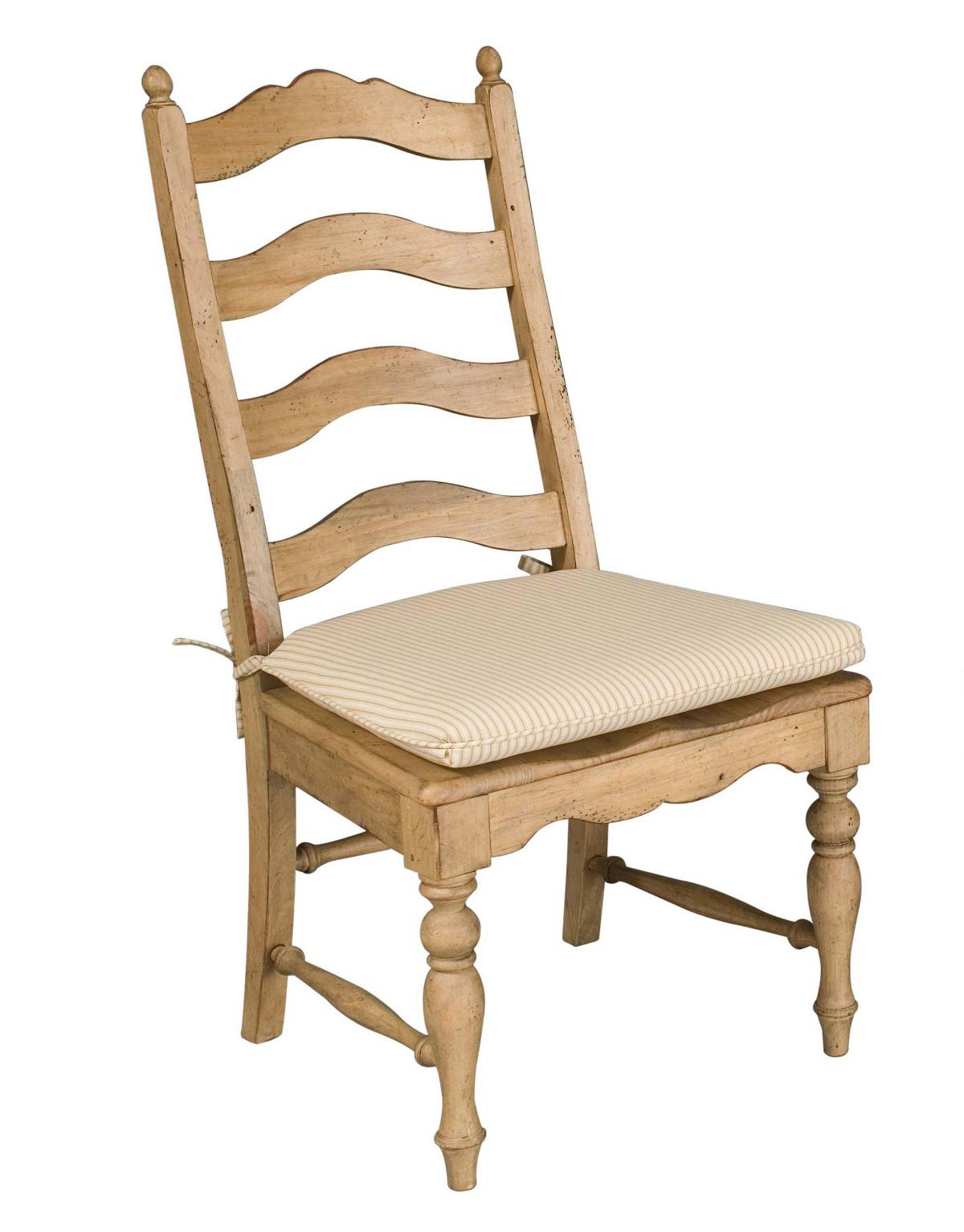 Kincaid Homecoming Solid Wood Ladderback Side Chair Set