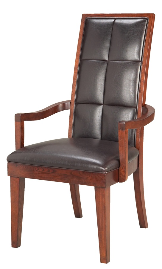 furniture dining room furniture dining chair bicast leather ar